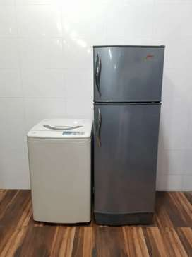 Combo offers available in best price godrej double door n godrej top