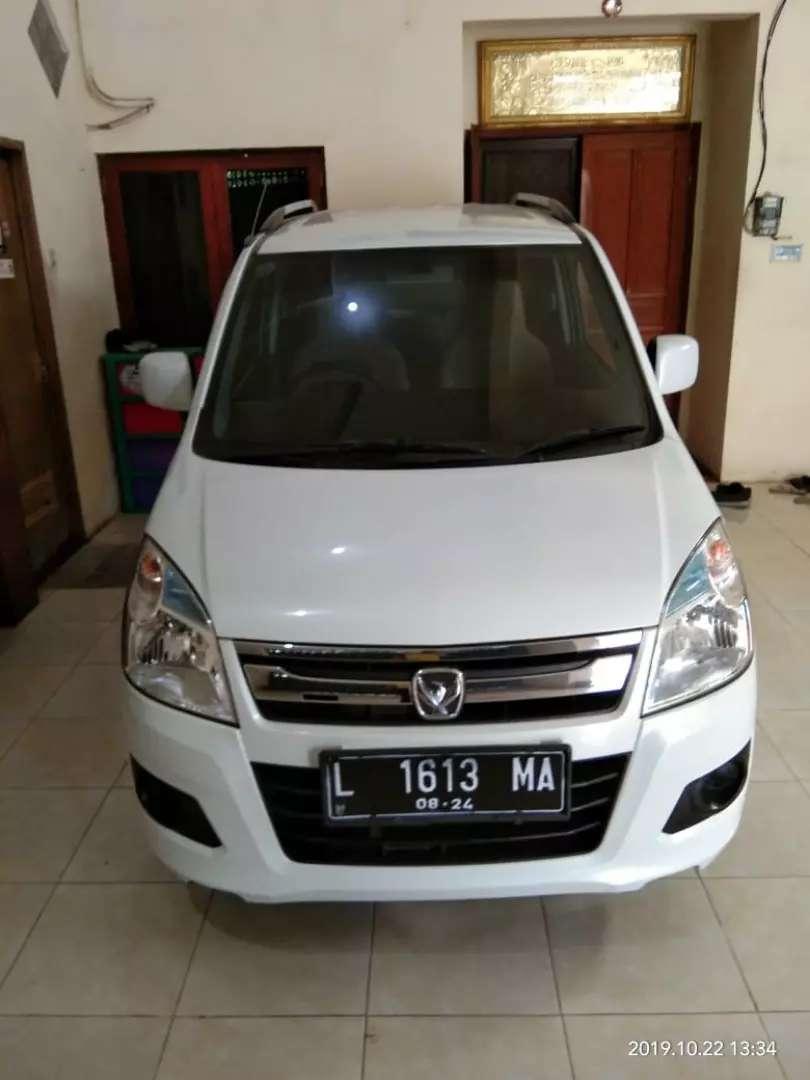 Karimun Wagon GX 2014 putih istimewa 0