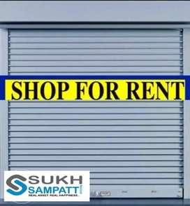 Commercial Shope for rent near Vaishali Nagar, Ajmer