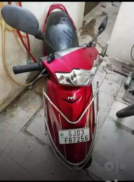 Ladies used brand new & tip top condition scooty tenz