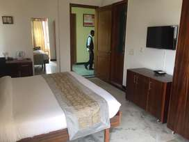 10 Bed Guest House For Rent