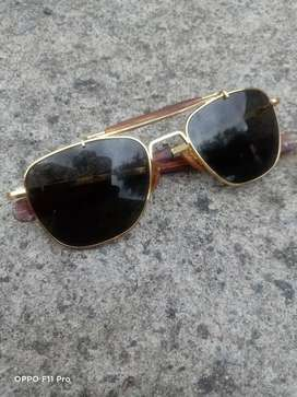 kacamata randolph engineering aviator usa rayban AO