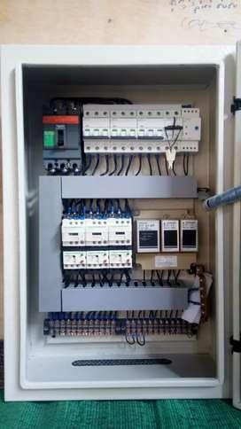 Menerima instalasi listrik,cctv,pembuatan panel listrik
