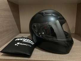 Dijual Helm NOLAN N605 - BLACK doff