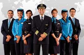 Jobs in Cabin Crew,Ground Staff,Retail Sales in Aviation Industry