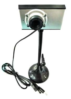 webcam pc abu2 led lampu 4 on/off