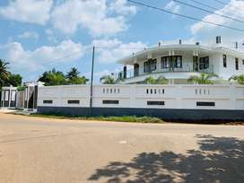Aluva airport road 20cent 5000sqft Luxury house for sale