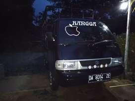 Angkutan mobil cerry pick up