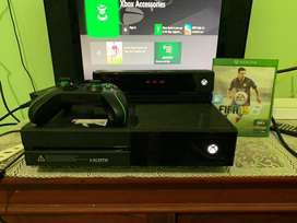 Xbox one 500gb with kinect model 1540