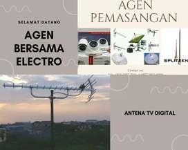 Pasang antena tv murah bekasi timur