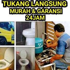 Ahli WC tumpat mampet sedot Service Sanyo pompa air sumur bor cuci dll