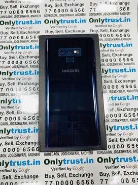 Samsung note 9 128gb warranty