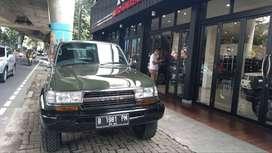Toyota LandCruiser thn 2000 Antik vxr 80 vx80