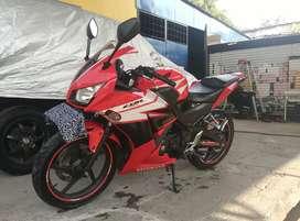 CBR 150R merah mulus plat z Tasikmalaya