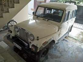 Mahindra marsal in a good condition...