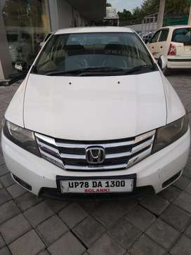 Honda City V MT CNG Compatible, 2013, CNG & Hybrids