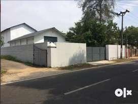 2500 Sq.ft. Godown for rent near Kinfra Apparel Park, Kazhakoottam.