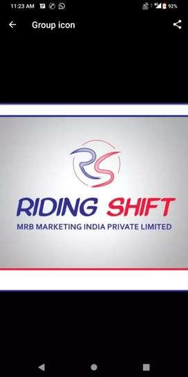 Brand promoting online and offline