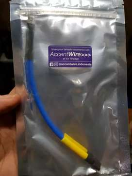 Accent Wire bsa cek d you tube, gk mlyani inbox, tlvon lngsung aja