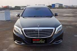 Mercy S500 L AT 2013 Full ORI Service Record Best Condition