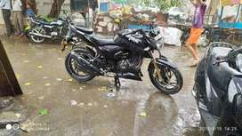 want to sell Apache rtr 200 4V Black colour, first owner
