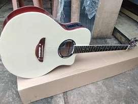 Gitar akustik elektrik new apx natural