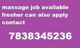 hiring decent candidate to work as a massage therapist