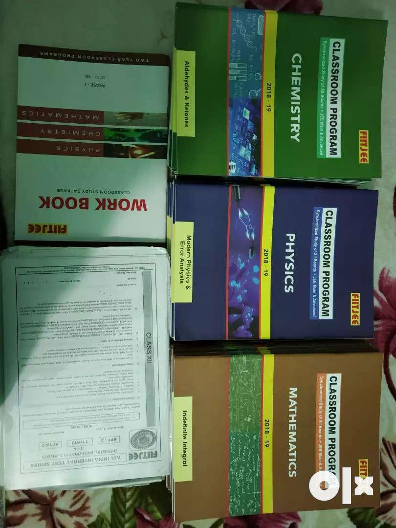 FIITJEE study material 0