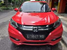 Honda hrv prestice merah 2016.