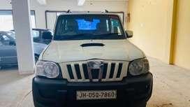 Mahindra Scorpio SLE BS-III, 2007, Diesel