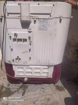 Goodrej washing machine 7.5kg