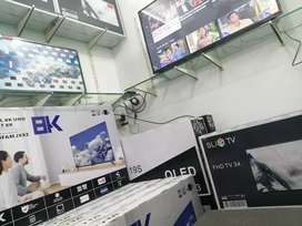 Biggest offer Samsung 55 smart led box pack 1 year warranty