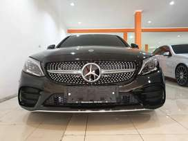 Mercy C300 AMG line AT 2019 Like New