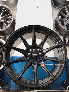 Promo jual velg mobil racing untuk Civic Hrv Ertiga Innova
