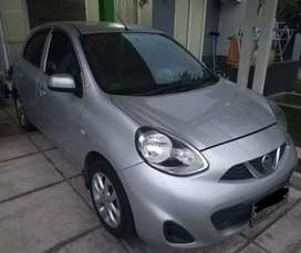 Nissan March Second