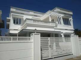 thrissur palakal 8 cent 4 bhk whitening posh new villa
