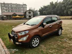 Ford Ecosport EcoSport Trend 1.5 Ti VCT Manual, 2018, Petrol