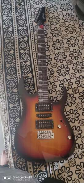 Galaxy electric  Guitar( price negotiable )