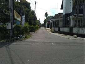 Tanah Kavling di Jalan Kaliurang Km 7, Cocok Untuk Guesthouse