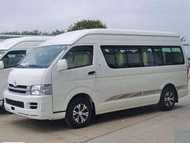 Toyota Hiace Now you get on Easy Monthly Installments
