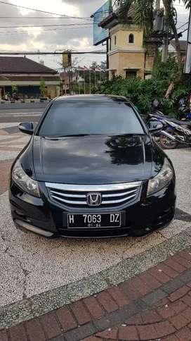 Honda Accord VTIL 2012 AT km 50rb istimewa
