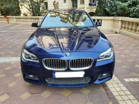 BMW 5 Series 520d Sedan, 2017, Diesel