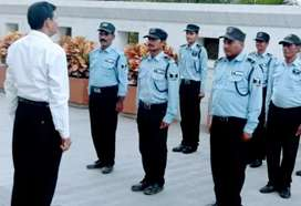 Urgent requirement for Male confidantes for security guard