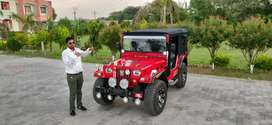 Jeep's willyz thar modified ready on order basis