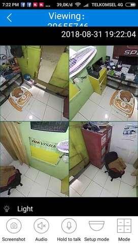 PAKET CCTV 3MP 16 CHANNEL FULL HD KOMPLIT TINGGAL PASANG