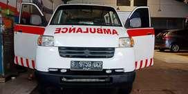 Suzuki APV ambulance gran max