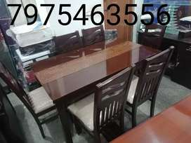 New 4 sitter n 6 sitter daining table in wholesale price
