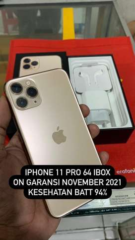 iPhone 11 Pro 64gb iBox BH 94