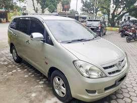 Toyota Kijang Innova Automatic (AT) Mulus Tipe G Tahun 2006 (Binjai)
