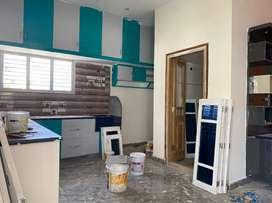 25.30 duplex house lease Dattagalli near Nandi circle all areas availa